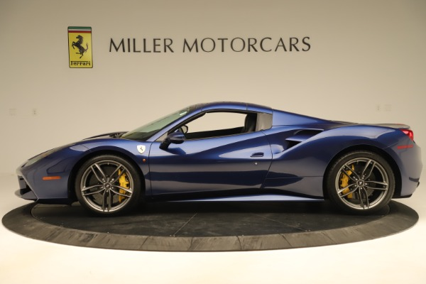 Used 2019 Ferrari 488 Spider for sale Sold at Bugatti of Greenwich in Greenwich CT 06830 14