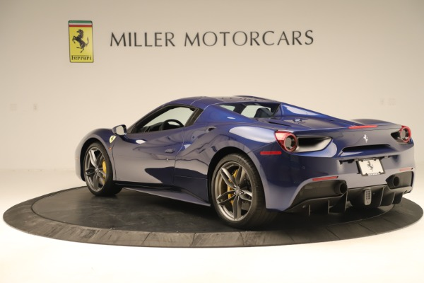 Used 2019 Ferrari 488 Spider for sale Sold at Bugatti of Greenwich in Greenwich CT 06830 15