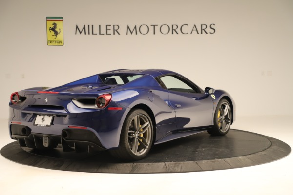 Used 2019 Ferrari 488 Spider for sale Sold at Bugatti of Greenwich in Greenwich CT 06830 16