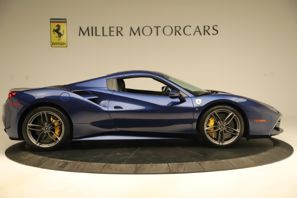 Used 2019 Ferrari 488 Spider for sale Sold at Bugatti of Greenwich in Greenwich CT 06830 17