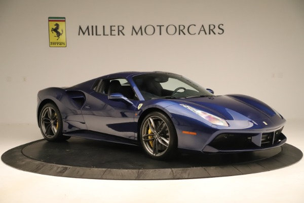 Used 2019 Ferrari 488 Spider for sale Sold at Bugatti of Greenwich in Greenwich CT 06830 18