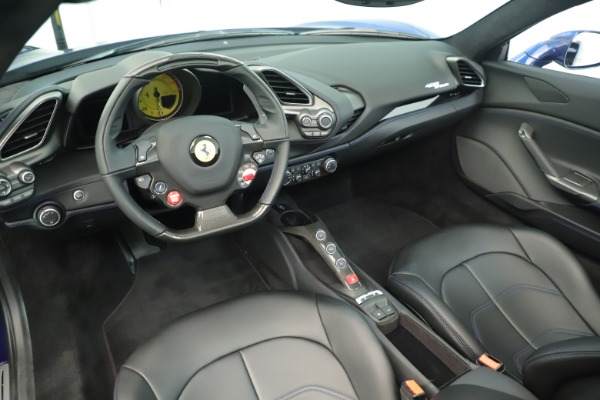 Used 2019 Ferrari 488 Spider for sale Sold at Bugatti of Greenwich in Greenwich CT 06830 19