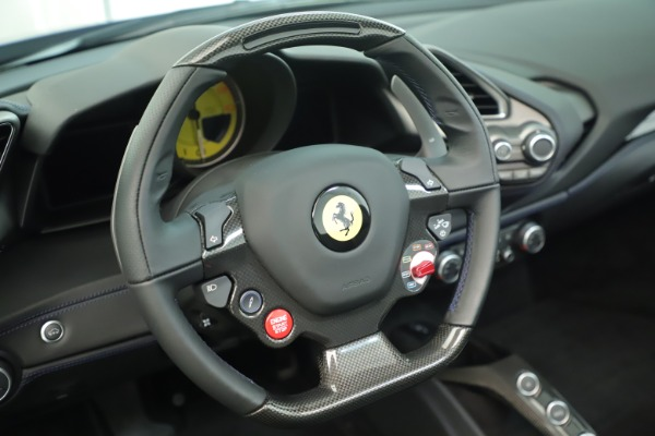 Used 2019 Ferrari 488 Spider for sale Sold at Bugatti of Greenwich in Greenwich CT 06830 26