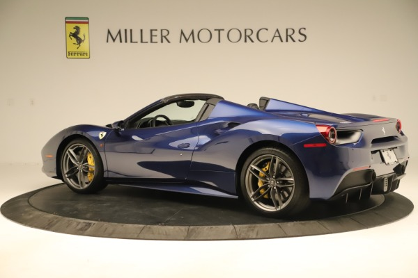 Used 2019 Ferrari 488 Spider for sale Sold at Bugatti of Greenwich in Greenwich CT 06830 4