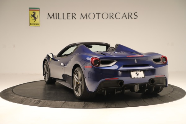 Used 2019 Ferrari 488 Spider for sale Sold at Bugatti of Greenwich in Greenwich CT 06830 5
