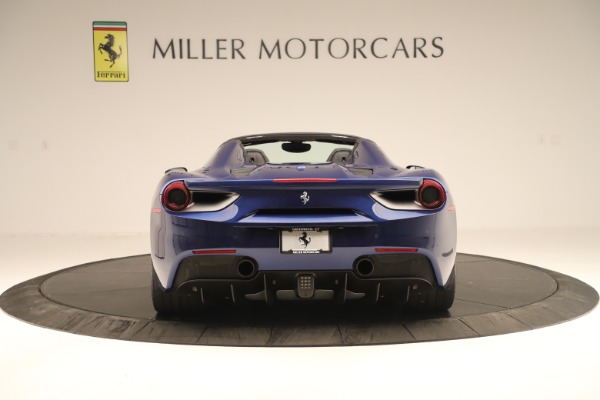 Used 2019 Ferrari 488 Spider for sale Sold at Bugatti of Greenwich in Greenwich CT 06830 6