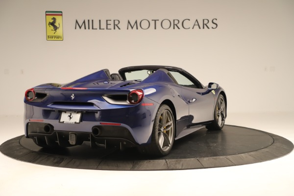 Used 2019 Ferrari 488 Spider for sale Sold at Bugatti of Greenwich in Greenwich CT 06830 7
