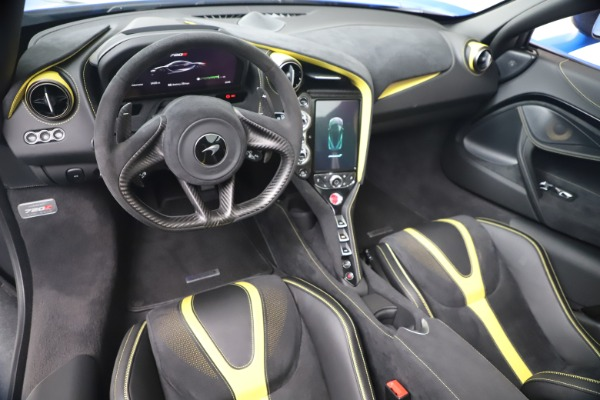 New 2019 McLaren 720S Coupe for sale Sold at Bugatti of Greenwich in Greenwich CT 06830 16