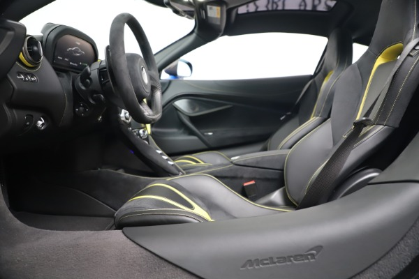 New 2019 McLaren 720S Coupe for sale Sold at Bugatti of Greenwich in Greenwich CT 06830 17