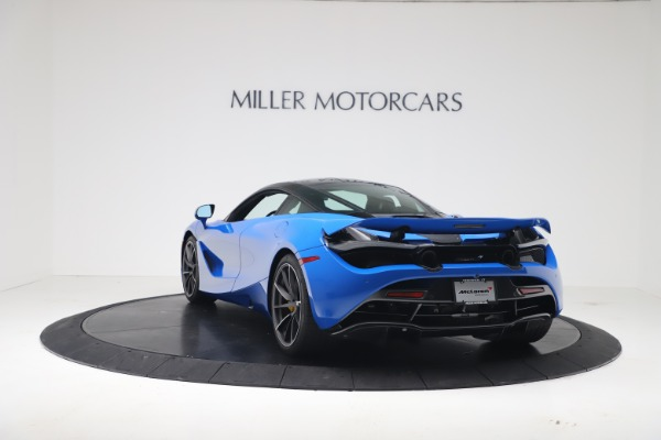 New 2019 McLaren 720S Coupe for sale Sold at Bugatti of Greenwich in Greenwich CT 06830 4