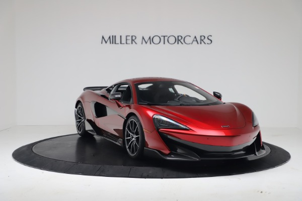 New 2019 McLaren 600LT Luxury for sale $285,236 at Bugatti of Greenwich in Greenwich CT 06830 10