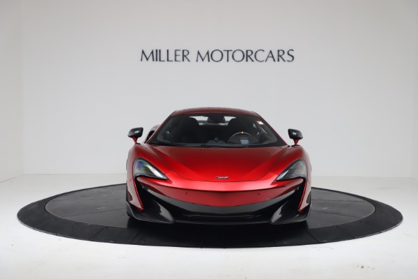 New 2019 McLaren 600LT Coupe for sale $285,236 at Bugatti of Greenwich in Greenwich CT 06830 12
