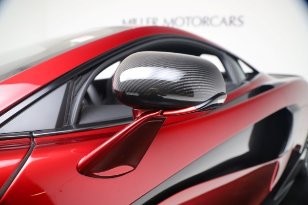 Used 2019 McLaren 600LT Luxury for sale $239,990 at Bugatti of Greenwich in Greenwich CT 06830 15
