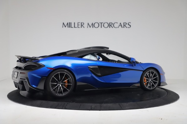 New 2019 McLaren 600LT Coupe for sale Sold at Bugatti of Greenwich in Greenwich CT 06830 7