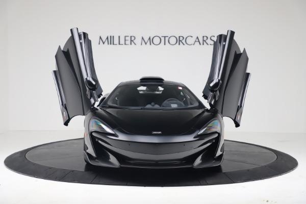 New 2019 McLaren 600LT for sale $305,639 at Bugatti of Greenwich in Greenwich CT 06830 11