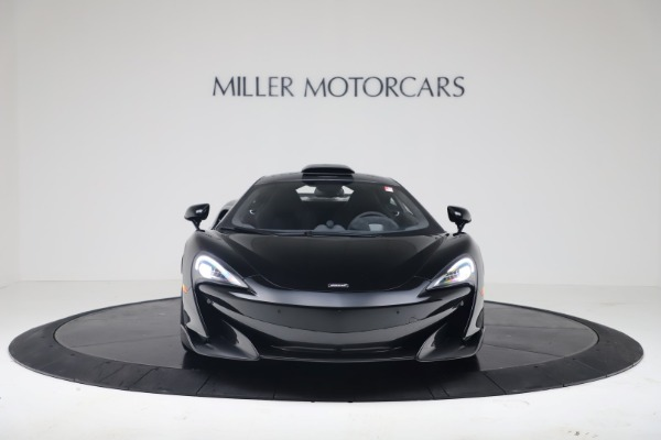 New 2019 McLaren 600LT Coupe for sale $305,639 at Bugatti of Greenwich in Greenwich CT 06830 12