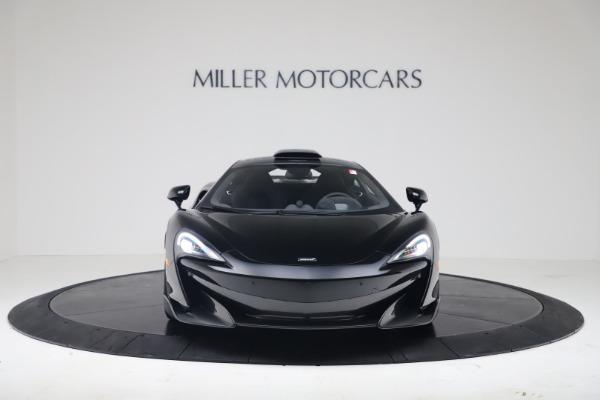 New 2019 McLaren 600LT for sale $305,639 at Bugatti of Greenwich in Greenwich CT 06830 12