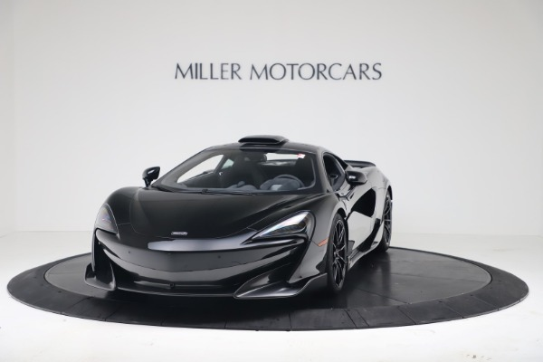 New 2019 McLaren 600LT for sale $305,639 at Bugatti of Greenwich in Greenwich CT 06830 13