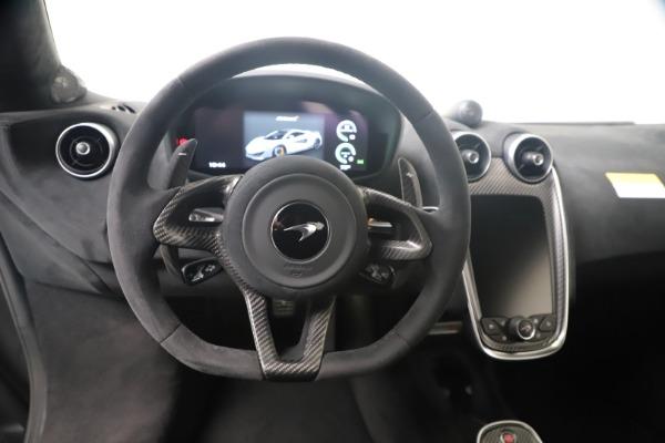 New 2019 McLaren 600LT for sale $305,639 at Bugatti of Greenwich in Greenwich CT 06830 18