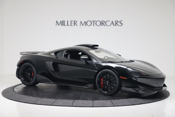 New 2019 McLaren 600LT Coupe for sale $305,639 at Bugatti of Greenwich in Greenwich CT 06830 9
