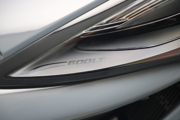 Used 2019 McLaren 600LT for sale $279,900 at Bugatti of Greenwich in Greenwich CT 06830 14