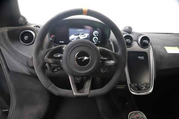 New 2019 McLaren 600LT for sale $311,619 at Bugatti of Greenwich in Greenwich CT 06830 18