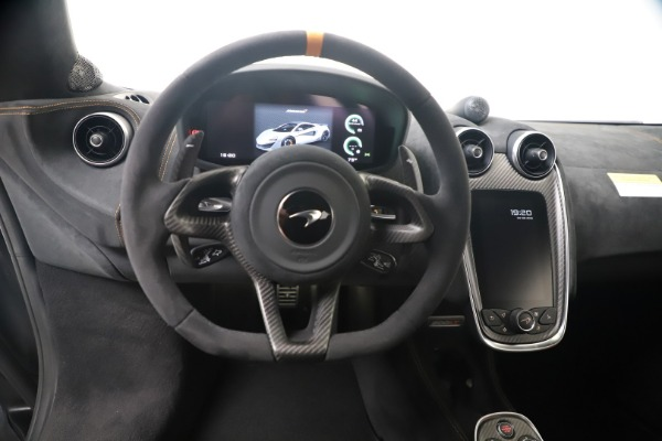 Used 2019 McLaren 600LT for sale $279,900 at Bugatti of Greenwich in Greenwich CT 06830 18