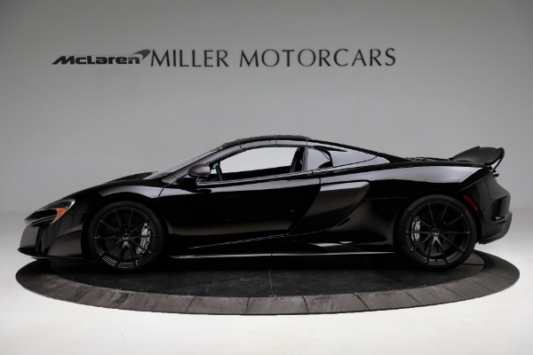 Used 2016 McLaren 675LT Convertible for sale Sold at Bugatti of Greenwich in Greenwich CT 06830 14