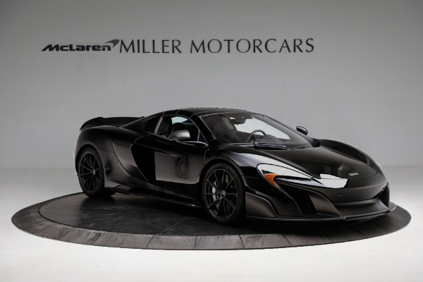 Used 2016 McLaren 675LT Convertible for sale Sold at Bugatti of Greenwich in Greenwich CT 06830 18
