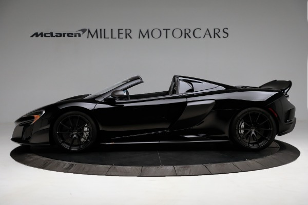 Used 2016 McLaren 675LT Convertible for sale Sold at Bugatti of Greenwich in Greenwich CT 06830 3