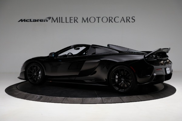 Used 2016 McLaren 675LT Convertible for sale Sold at Bugatti of Greenwich in Greenwich CT 06830 4