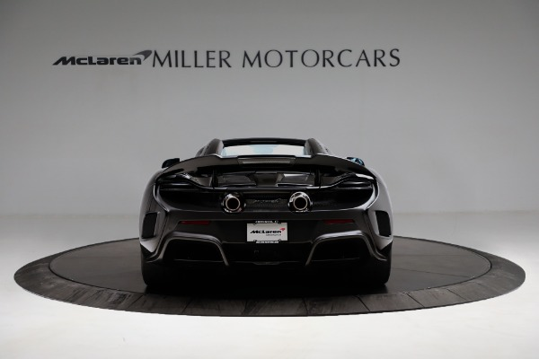 Used 2016 McLaren 675LT Convertible for sale Sold at Bugatti of Greenwich in Greenwich CT 06830 6