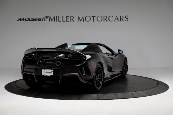 Used 2016 McLaren 675LT Convertible for sale Sold at Bugatti of Greenwich in Greenwich CT 06830 7