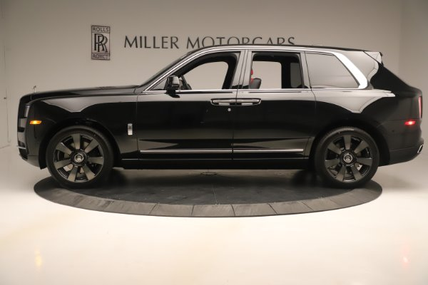 New 2020 Rolls-Royce Cullinan for sale Sold at Bugatti of Greenwich in Greenwich CT 06830 4