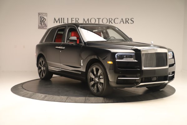 New 2020 Rolls-Royce Cullinan for sale Sold at Bugatti of Greenwich in Greenwich CT 06830 9
