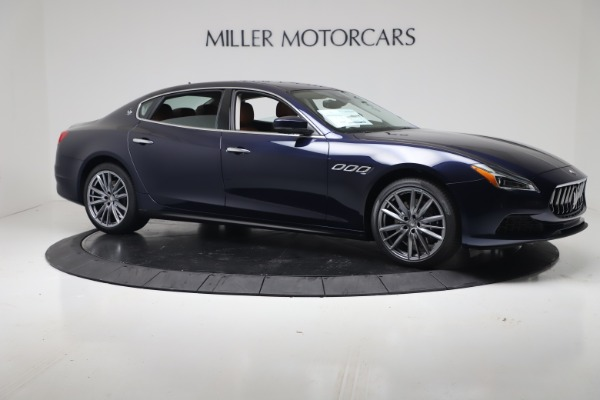 New 2019 Maserati Quattroporte S Q4 for sale Sold at Bugatti of Greenwich in Greenwich CT 06830 10