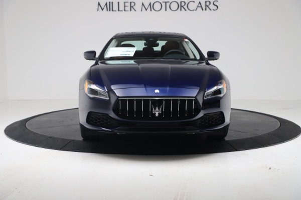 New 2019 Maserati Quattroporte S Q4 for sale Sold at Bugatti of Greenwich in Greenwich CT 06830 12