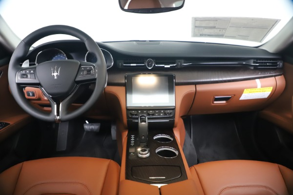 New 2019 Maserati Quattroporte S Q4 for sale Sold at Bugatti of Greenwich in Greenwich CT 06830 16