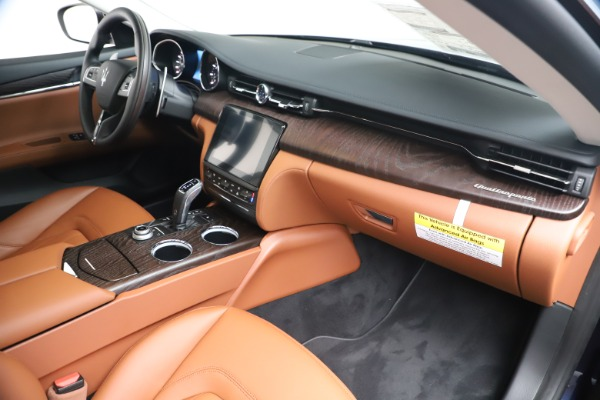 New 2019 Maserati Quattroporte S Q4 for sale Sold at Bugatti of Greenwich in Greenwich CT 06830 22