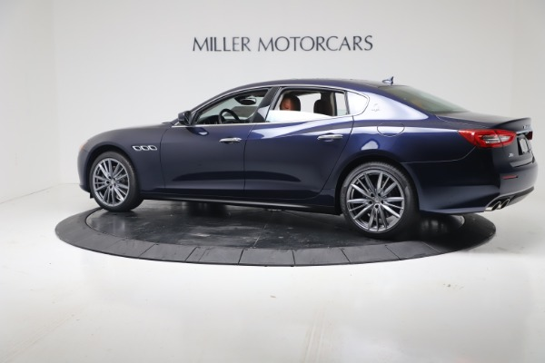 New 2019 Maserati Quattroporte S Q4 for sale Sold at Bugatti of Greenwich in Greenwich CT 06830 4