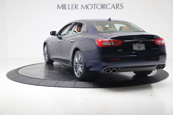 New 2019 Maserati Quattroporte S Q4 for sale Sold at Bugatti of Greenwich in Greenwich CT 06830 5