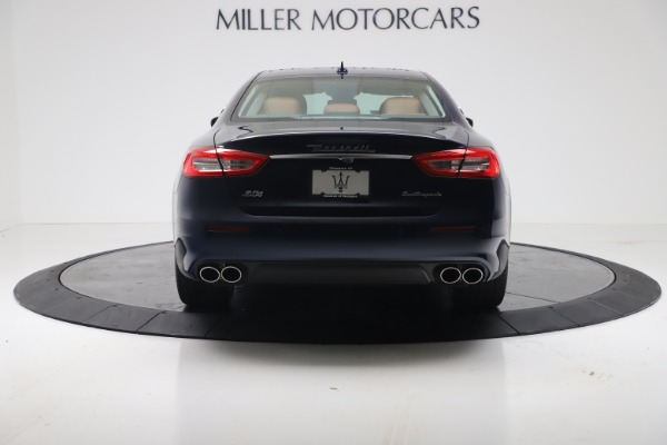 New 2019 Maserati Quattroporte S Q4 for sale Sold at Bugatti of Greenwich in Greenwich CT 06830 6