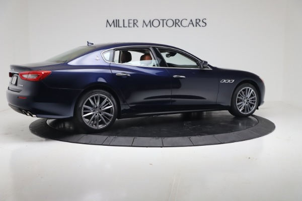 New 2019 Maserati Quattroporte S Q4 for sale Sold at Bugatti of Greenwich in Greenwich CT 06830 8