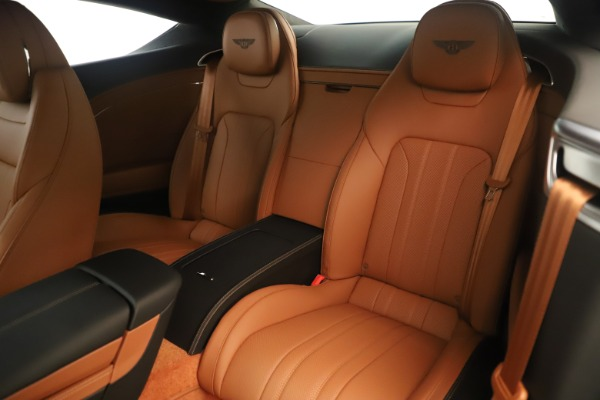 New 2020 Bentley Continental GT V8 for sale Sold at Bugatti of Greenwich in Greenwich CT 06830 21