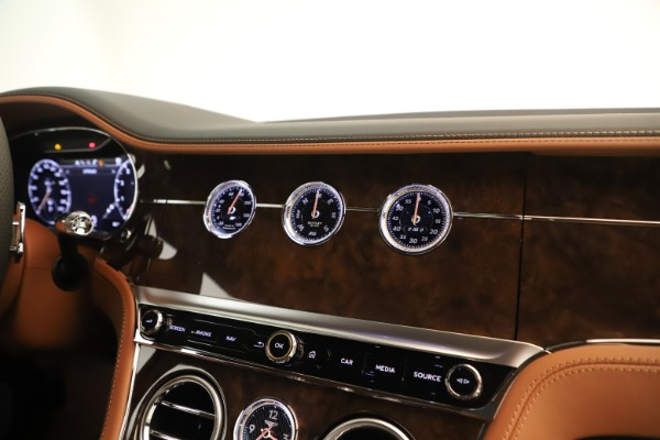 New 2020 Bentley Continental GT V8 for sale Sold at Bugatti of Greenwich in Greenwich CT 06830 22
