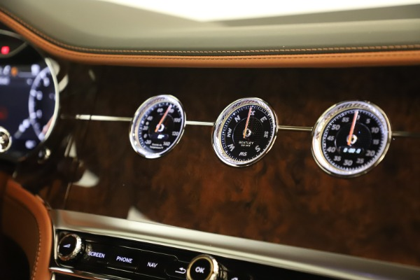 New 2020 Bentley Continental GT V8 for sale Sold at Bugatti of Greenwich in Greenwich CT 06830 26