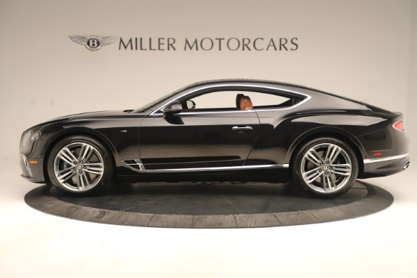 New 2020 Bentley Continental GT V8 for sale Sold at Bugatti of Greenwich in Greenwich CT 06830 3
