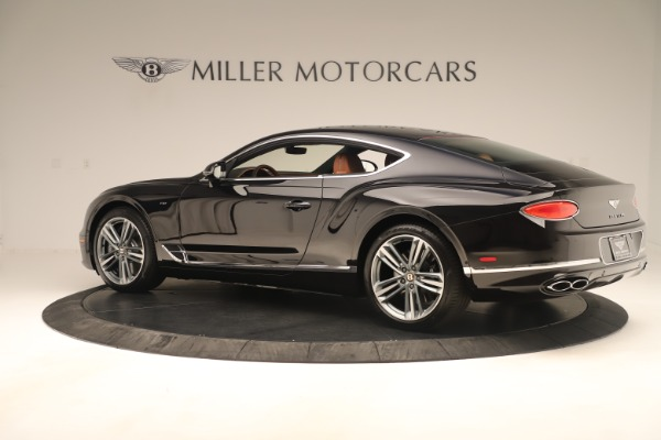 New 2020 Bentley Continental GT V8 for sale Sold at Bugatti of Greenwich in Greenwich CT 06830 4