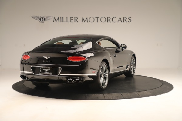 New 2020 Bentley Continental GT V8 for sale Sold at Bugatti of Greenwich in Greenwich CT 06830 7