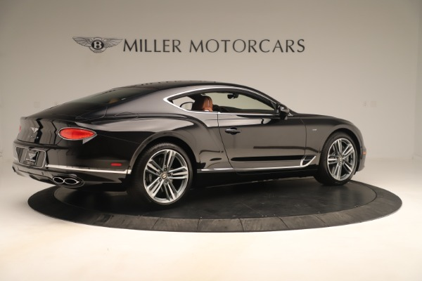 New 2020 Bentley Continental GT V8 for sale Sold at Bugatti of Greenwich in Greenwich CT 06830 8